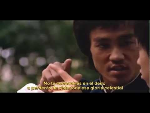 Bruce Lee - Be water Remix (Sé agua) [subtítulos español] - YouTube