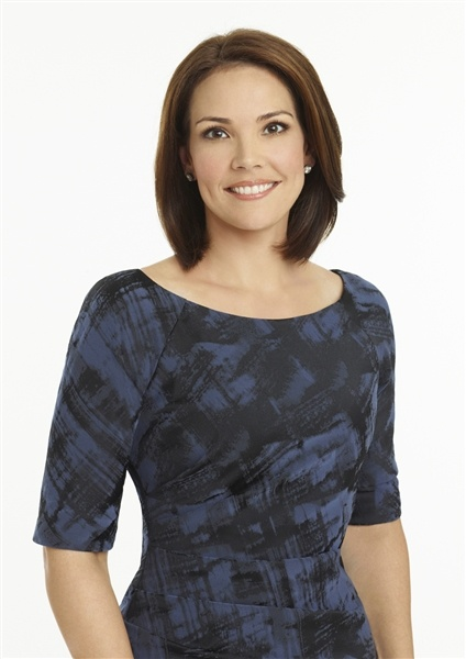 Erica Hill to co-anchor Weekend TODAY (Photo: Heidi Gutman / NBC)