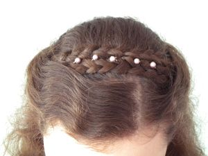how to style hair for an 1000 ideas about braided headband tutorial on 5182