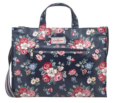 Cath Kidston Forest bunch Open Carryall w'Strap