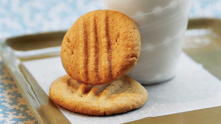 Easiest Peanut Butter Cookies - Best-Loved Cookies and Bars - Southern Living…