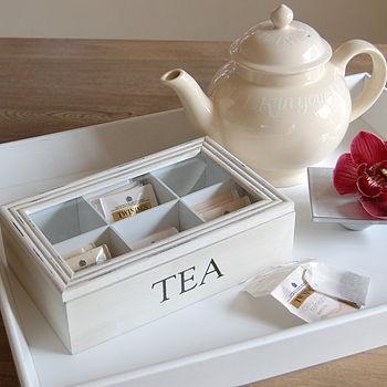 Para las amantes del té. Paquete completo ¡Lo amará!