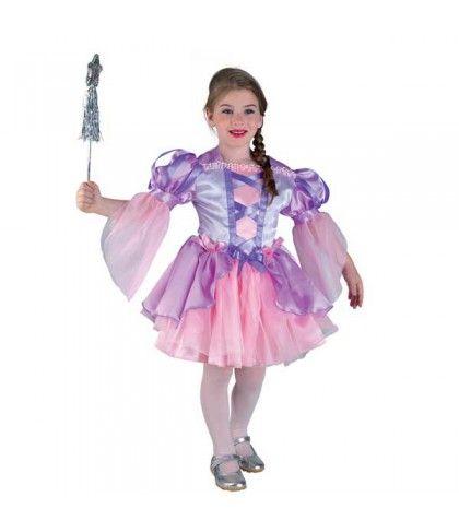 Ραπουνζέλ στολή μικρής πριγκίπισσας