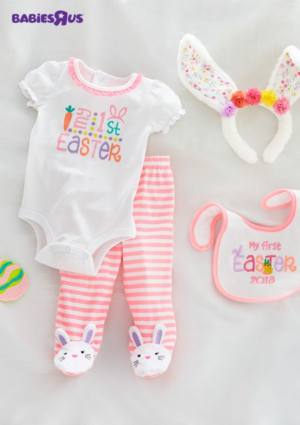 Baby R Us Baby Clothes : clothes, #OOTD, Ready, While, Taking, Easte…, Holiday, Outfits,, Easter, Outfit,