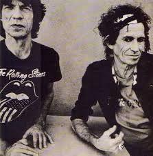 Mick & Kith by Anton Corbijn