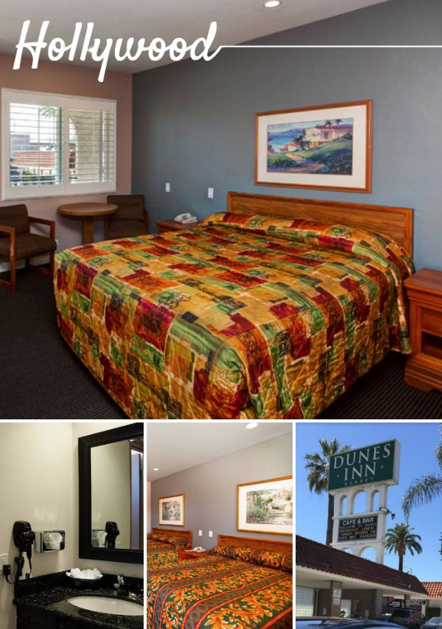 A great room at a great price in Hollywood? That's right, only at Dunes Inn Sunset! Los Angeles Hollywood hotels  #travel #traveler #traveling #losangeles #la #fun #la #hotels #hotel #hotelsinla #travelblog #travelblogger #hollywood #california #socal #southerncalifornia #Hollywood #sunsetblvd #CA