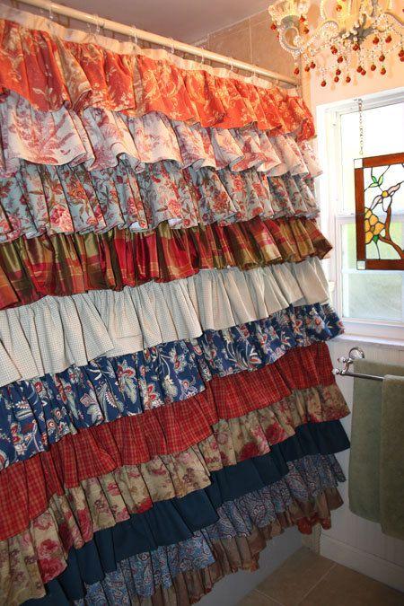 sweeet shower curtain