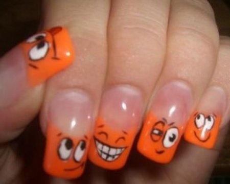 cute nail design    #DanCamacho.com #Design