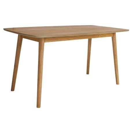 Klarkson Dining Table 150x80cm  Oak