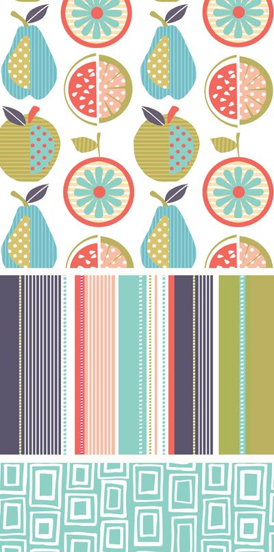 print & pattern: DESIGNER - wendy kendall