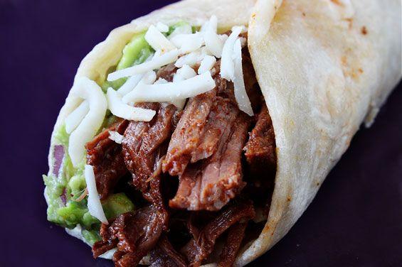 Shredded-Beef Tacos