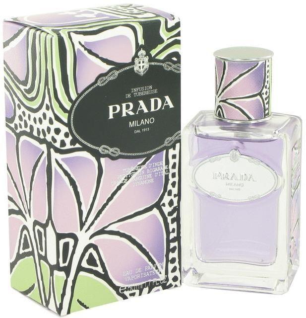 Prada Infusion De Tubereuse Eau De Parfum Spray for Women (1.7 oz/50 ml)