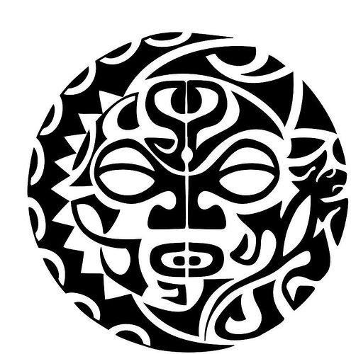 Tatuagens maori – modelos, fotos