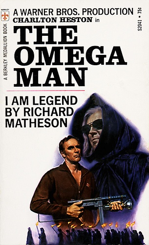 The Omega Man By Richard Matheson 1971