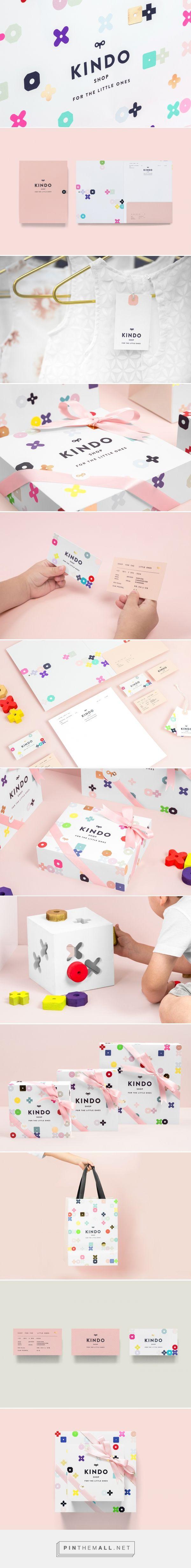 Kindo on Behance | Fivestar Branding – Design and Branding Agency & Inspiration Gallery