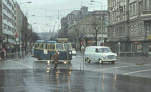 Trolleybus city of Tampere 1948-1976. Tampere 1976.