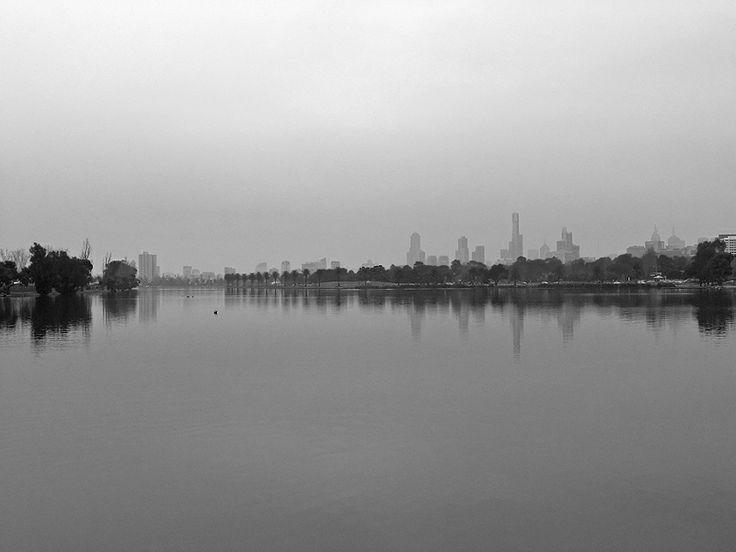 Melbourne, Australia. Skyline. Photo by Jelle Kok.