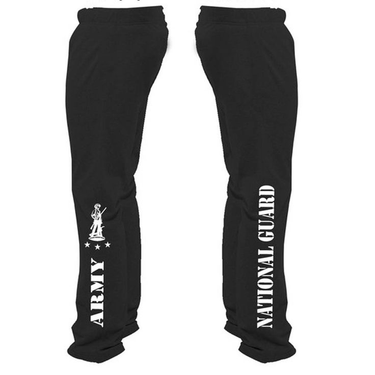 U.S. Army National Guard Sweatpants