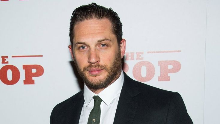 "The 'Mad Max' actor is producing ""100 Bullets"" with an eye to star in the adaptation of the gritty comic. #TomHardy"