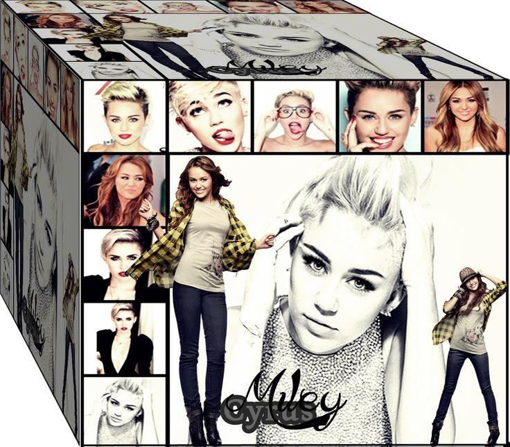 Miley Cyrus - Cubo Mágico