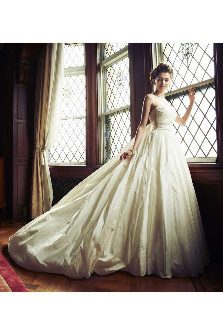 [dress:NOVARESE EPNV45] weddingdress weddingday white princess