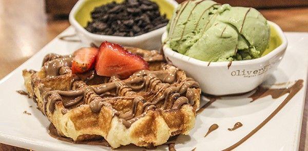 Image result for oliver brown food