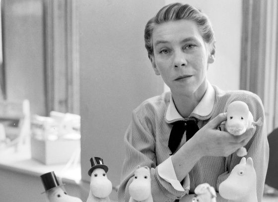 Tove Jansson by Reino Loppinen