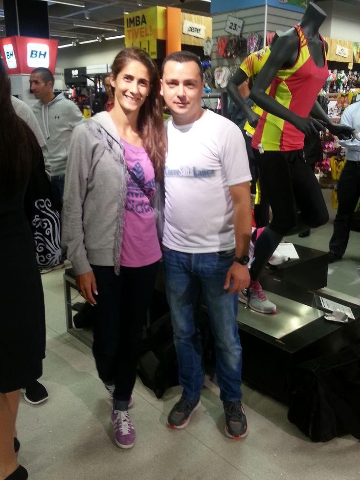 Sara Moreira também esteve presente!