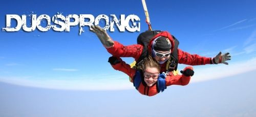 13. Parachutespringen