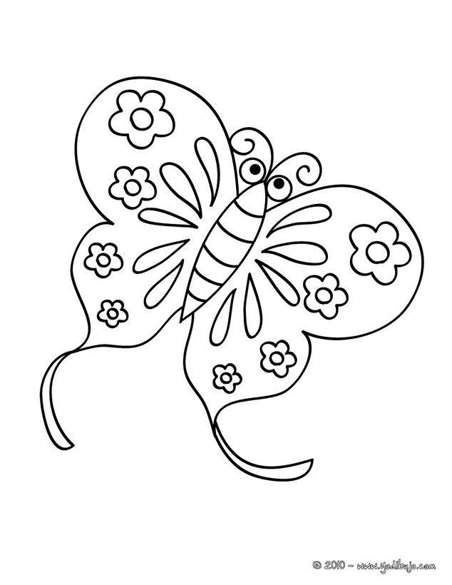 Mariposa plantillas patchwork para camisetas ropa - Plantillas de mariposas ...
