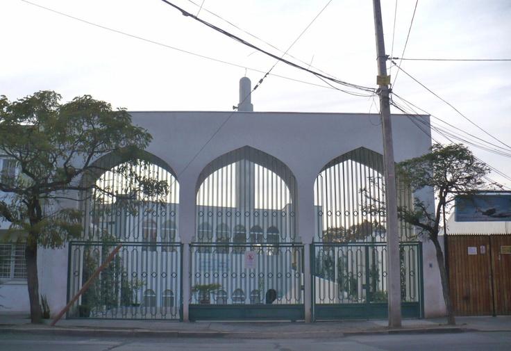 Mezquita de San Bernardo.