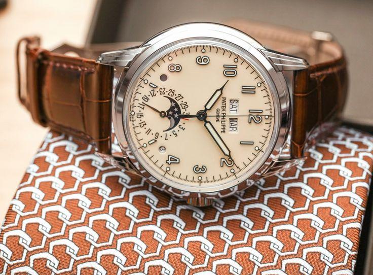 Patek Philippe Perpetual Calendar Ref. 5320G Watch Hands-On Hands-On