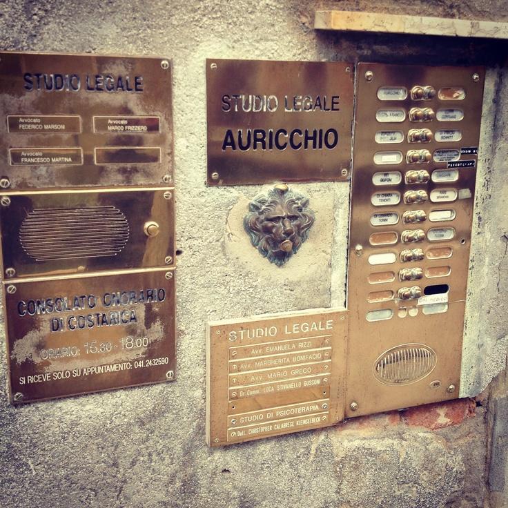 dashboard :) #venice #polmedico