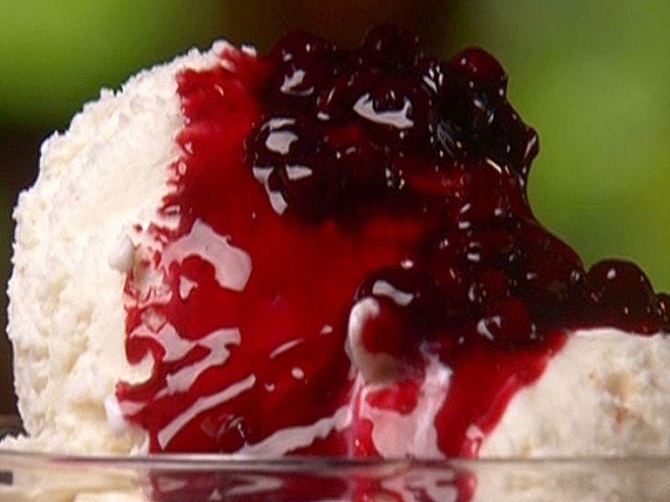 Leopold's Huckleberry Sauce recipe from Paula Deen via Food Network