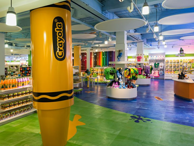 Retail Stores With Kid Activities