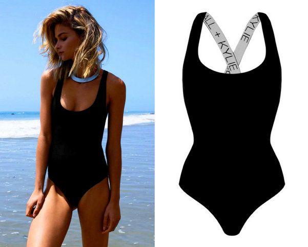 Moda Preview   Kendall   Kylie Jenner Moda Baño T opshop   http://www.modapreviewinternational.com