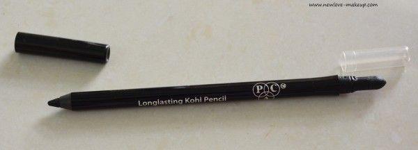 PAC Cosmetics Long Lasting Kohl Pencil