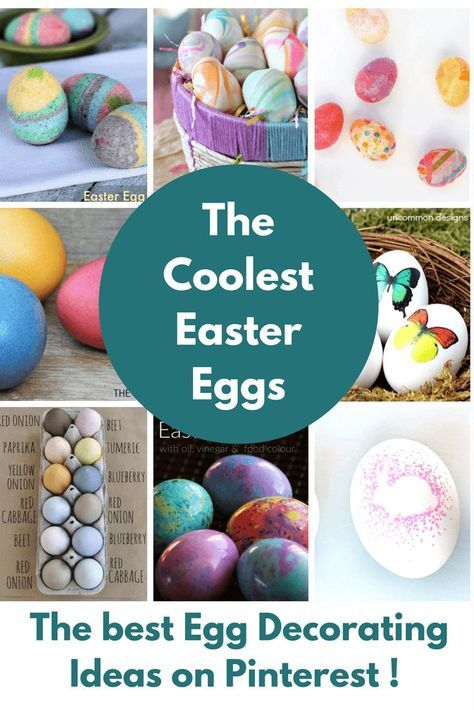 The Coolest Easter Egg Ideas | Princess Pinky Girl