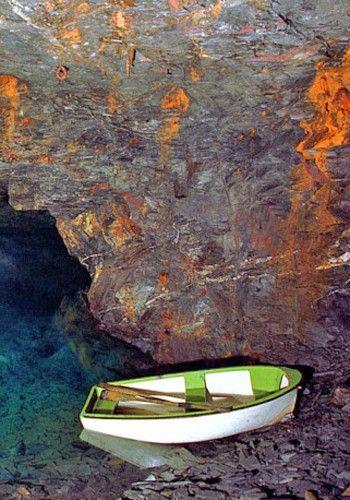 The Subtarranean Lake, Cornwall