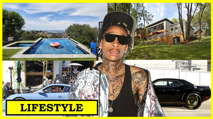 Wiz Khalifa Biography, Net Worth , House, Cars, Family ...