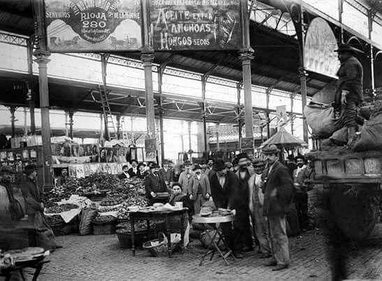 Mercado Abasto1898