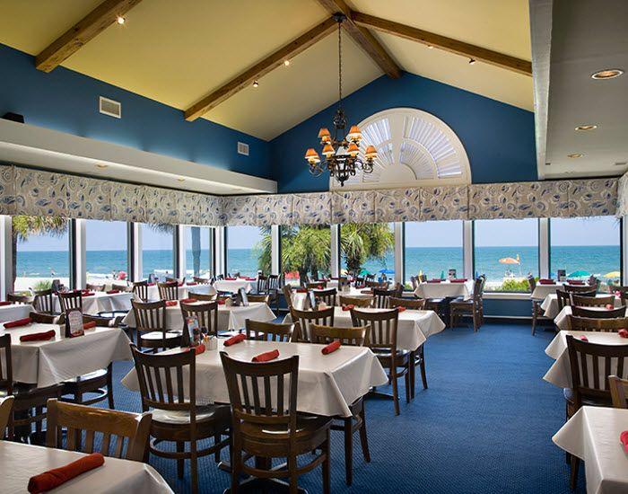 Best Seafood Restaurant Myrtle Beach Area