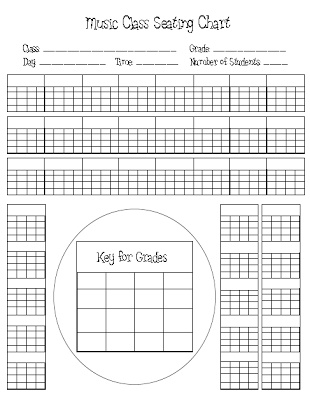 9 best Music Class - Seating\/Spots images on Pinterest Music - classroom seating arrangement templates
