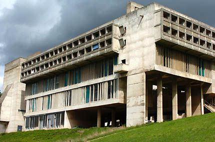 Couvent de la Tourette, Le Corbusier (1953)