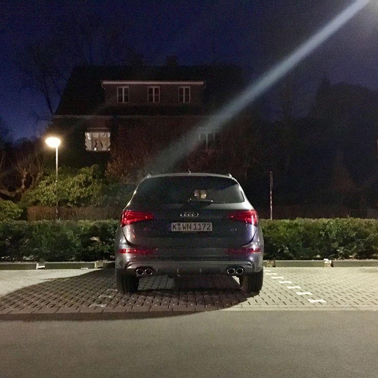 Audi SQ5 Parking