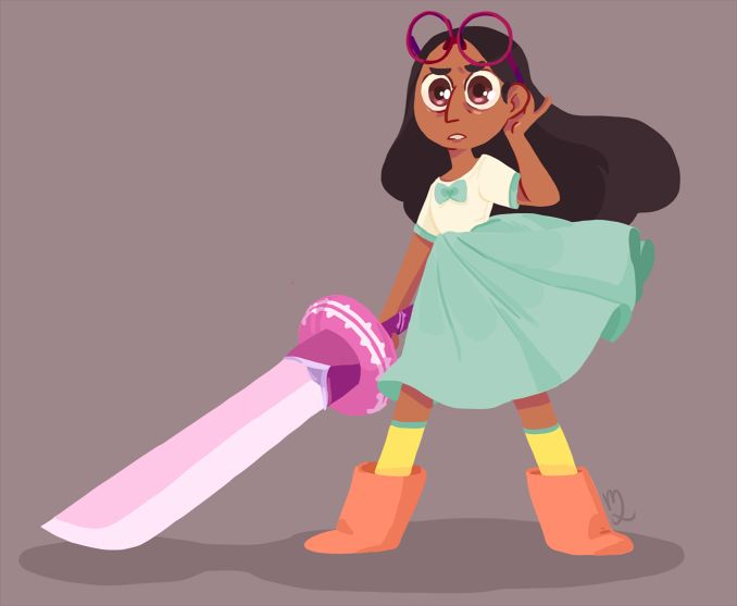 Steven Universe Connie And Steven Fuse