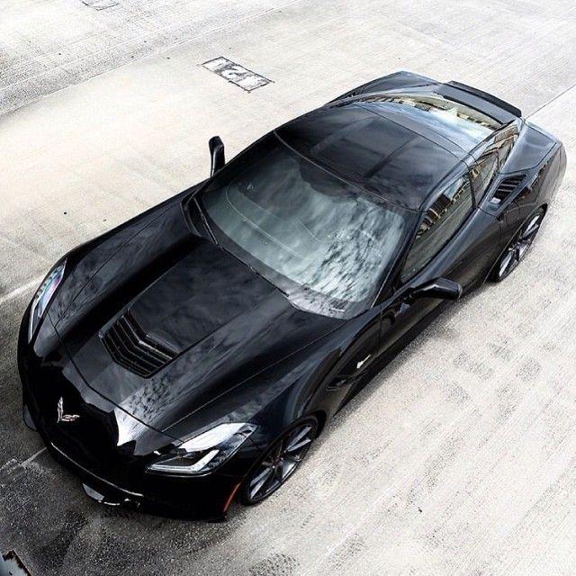@c7corvettes | If Your A Fan of The New Corvette Stingray. You Should Follow @c7corvettes For The Best Photos