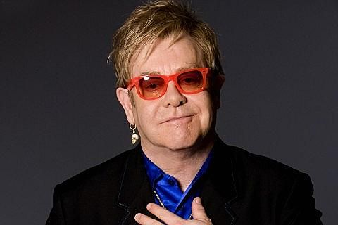 Elton John Mourning The Loss Of His Mother Sheila Farebrother