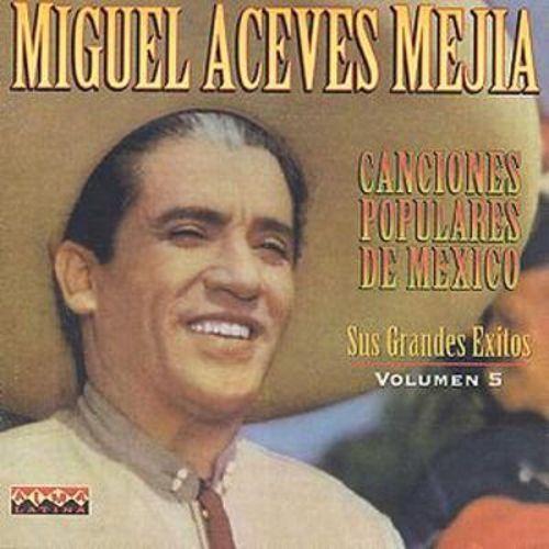 Canciones Populares de Mexico, Vol. 5 [CD]