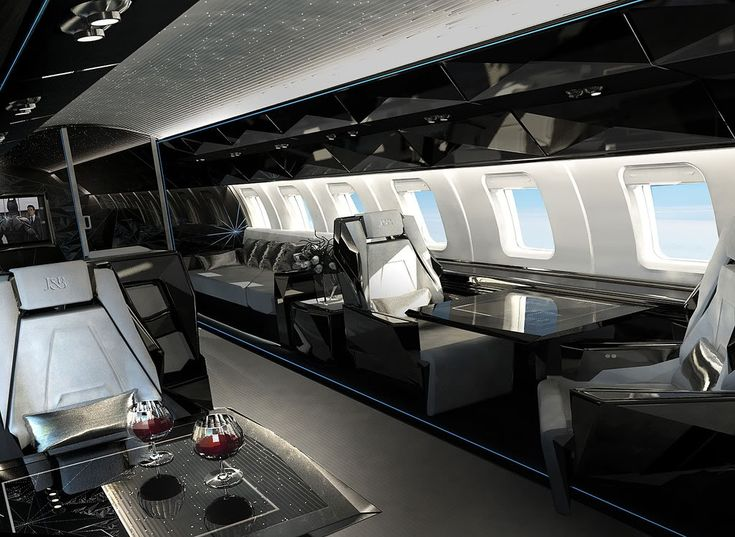 10 Best Images About Luxury Private Jets On Pinterest